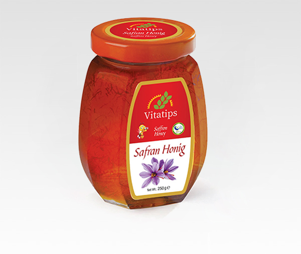 Saffron-Honey